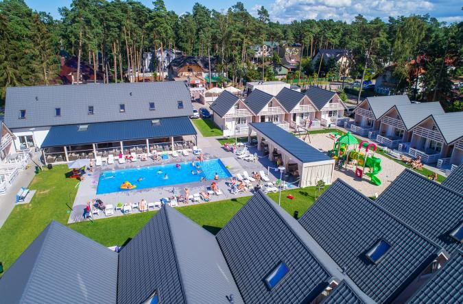Holiday Park & Resort widok z góry